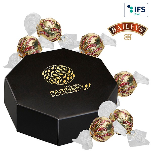 8-Eck-GeschenkboxmitBaileys®Pralinen