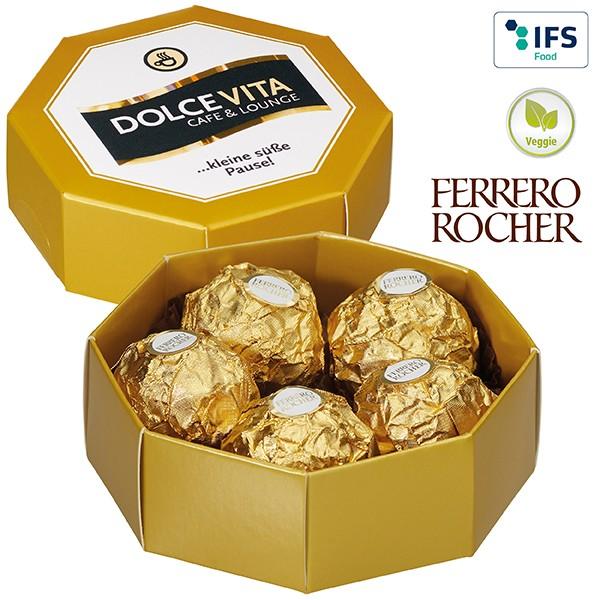 8-Eck-GeschenkboxmitFerreroRocher
